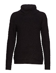 Jada Pullover - BLACK DEEP