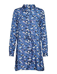 Fani Tunic - FEDERAL BLUE