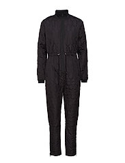 Martina Jumpsuit - BLACK DEEP
