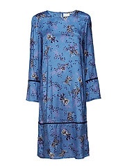 Nete Dress - FEDERAL BLUE