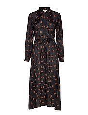 KAoline Dress - TORTOISE SHELL