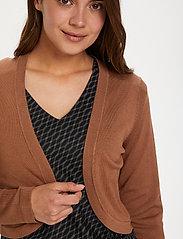 Kaffe - Astrid Bolero - navel shirts - thrush - 5