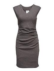 India V-Neck Dress