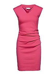 India V-Neck - FUCHSIA ROSE
