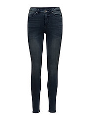 Grace Jeans - DEEP WELL DENIM