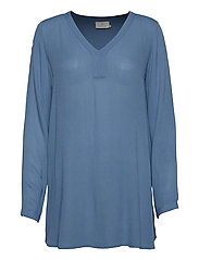 Amber V-Neck Tunic - QUIET HARBOR