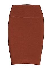 Penny Skirt - CHERRY MAHOGANY