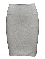 Penny Skirt MIN 16 pcs. - GREY MELANGE