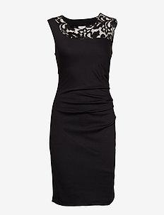 India Vivi Dress - BLACK DEEP
