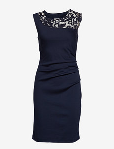 India Vivi Dress - MIDNIGHT MARINE