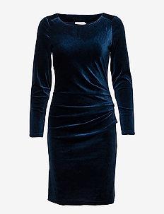 Kelly dress - MIDNIGHT MARINE