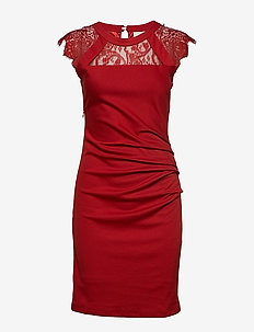 Tanja India Dress - KETCHUP