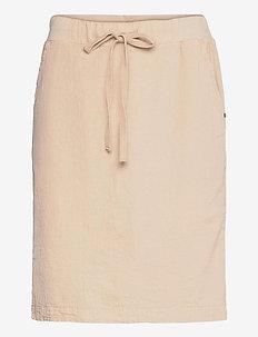 Naya Skirt - korte nederdele - classic sand
