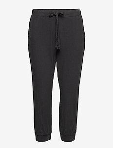 Naya Capri- MIN 20 pcs - casual bukser - black deep