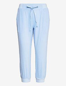 Naya Capri- MIN 20 pcs - casual bukser - chambray blue