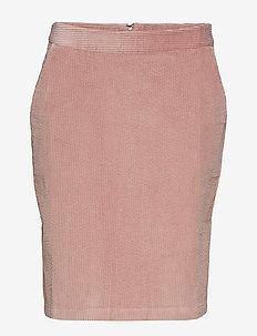 Gabby Skirt - spódnice mini - pale mauve