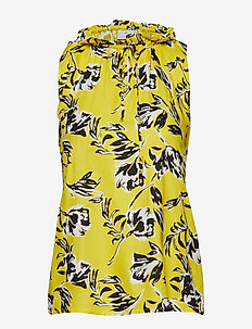 KAmilly Top - CYBER YELLOW