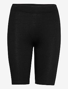 KAselma Jersey Shorts - cycling shorts - black deep