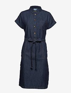 KAnatasia Dress - DEEP INDIGO