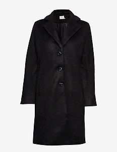 KAmissi Coat - BLACK DEEP