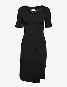 KAsigne Dress - BLACK DEEP