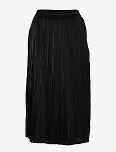 Kaerika Skirt - BLACK DEEP