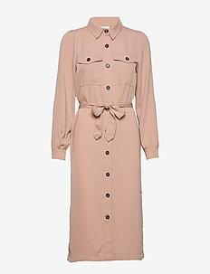 KAella Shirt Dress - ROEBUCK