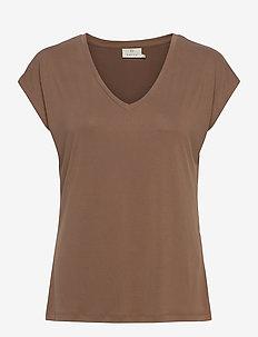 KAlise SS T-shirt - t-shirts - mustang