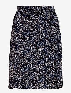 KAaline Skirt - korte nederdele - midnight marine