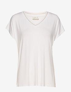 KAdagmar T-shirt - t-shirts - chalk