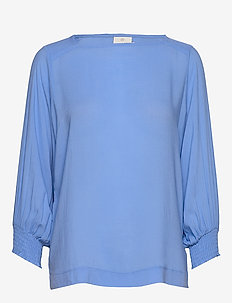 KAsolana 3/4 bat sleeve Blouse - PROVENCE