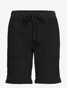 KAnaya Shorts - casual shorts - black deep