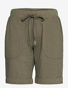 KAnaya Shorts - casual shorts - grape leaf