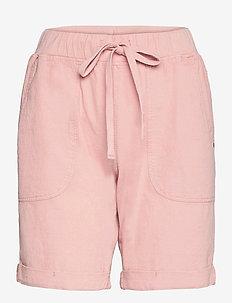 KAnaya Shorts - casual shorts - misty rose