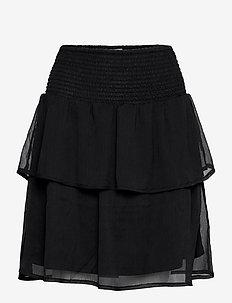 KAhanar Skirt - spódnice mini - black deep