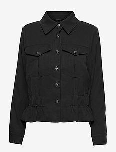 KAblaze Jacket - denimjakker - black deep