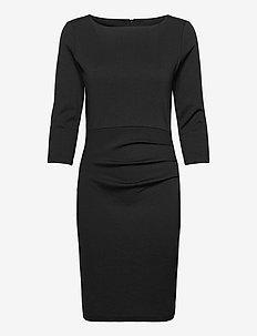 KAsabella Dress - alltagskleider - black deep