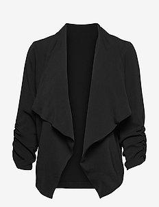 KAmathilda Jacket - casual blazere - black deep