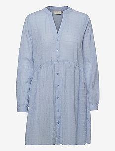 KAfie Shirt Tunic - alledaagse jurken - chambray blue