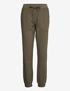 KAnaya Pants Lenght - casual bukser - grape leaf