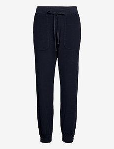 KAnaya Pants Lenght - casual bukser - midnight marine