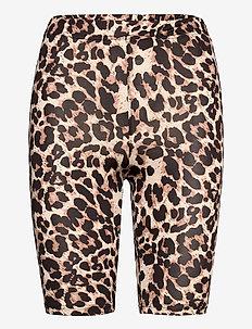 KAanni Jersey Shorts - cykelshorts - light sand / black snake