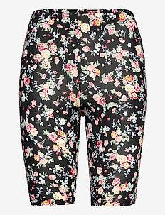 KAanni Jersey Shorts - cykelshorts - pink / blue multi flower