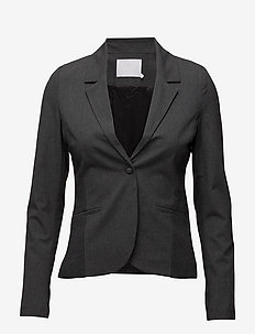 Jillian Blazer - mantelpakken & co-ords - dark grey melange