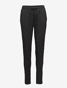 Linda Pant- MIN 2 - bukser med smalle ben - dark grey melange