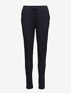Linda Pant- MIN 2 - bukser med smalle ben - midnight marine
