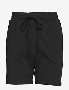Linda Shorts - casual shortsit - black deep