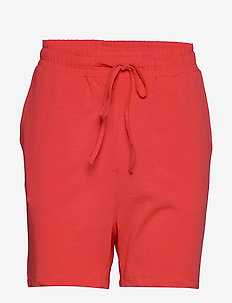 Linda Shorts - casual shorts - high risk red