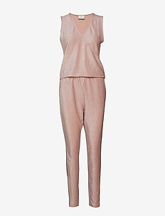 Dana Jumpsuit - jumpsuits - bridal rose