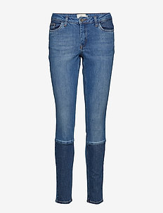 Lykka Jeans - slim jeans - medium blue denim